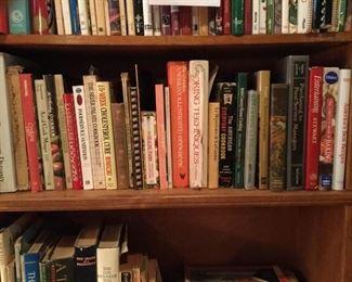 A Shelf of Books, Mostly Cookbooks (Lot 5) https://ctbids.com/#!/description/share/228209