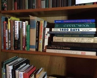 A Shelf of Books (Lot 7) https://ctbids.com/#!/description/share/228211