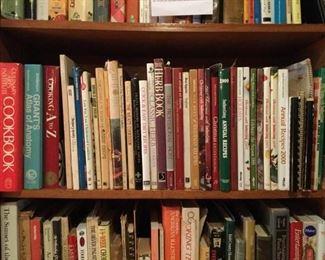 A Shelf of Cookbooks (Lot 4) https://ctbids.com/#!/description/share/228208