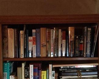 A Shelf of Books (Lot 8) https://ctbids.com/#!/description/share/228207