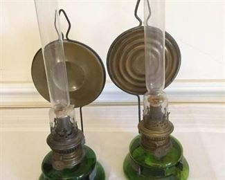 Antique German Kosmos Brenner Oil Lamps https://ctbids.com/#!/description/share/229570