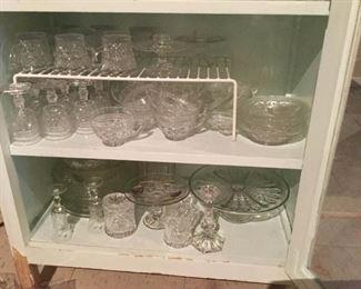 Large lot of assorted glassware https://ctbids.com/#!/description/share/231026