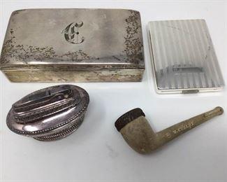 Smoking set (4 pieces) https://ctbids.com/#!/description/share/230998