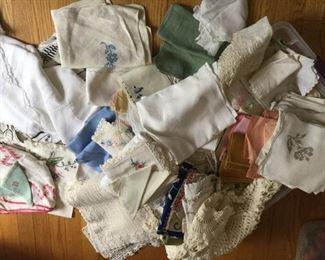 Vintage textiles - Surprise lot https://ctbids.com/#!/description/share/230648