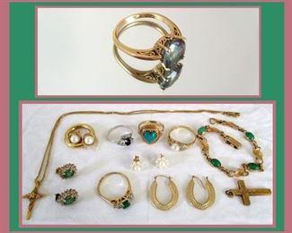 Very Fine Gold Jewelry