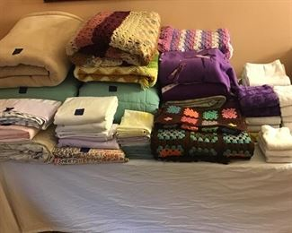 Bedding and Afghans
