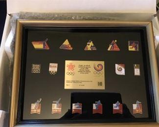 Olympic Pin Set