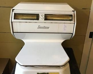 Sanitary Store Scale
