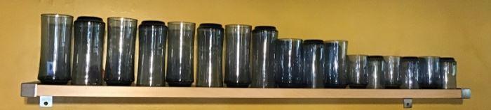 Matching Glassware