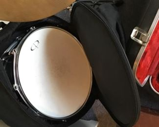 Portable Snare Drum Kit