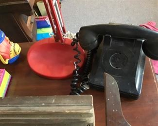 Antique Hotel Telephone