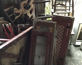 Architectural and Furniture Salvage