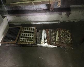 Heating Grates
