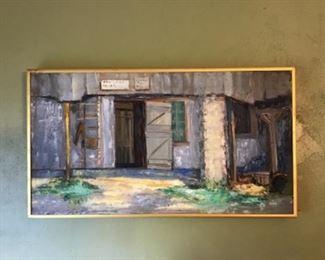 Original Painting by Helen Kramer