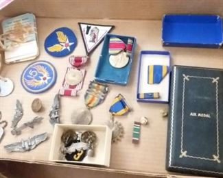 Boy scouts and more military items