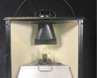 L075British Rail Adlake No.33 RR Lamp
