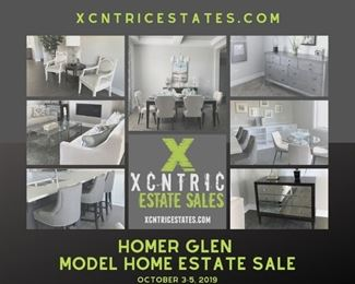 Model Home Estate Sale by XCNTRIC Estate Sales