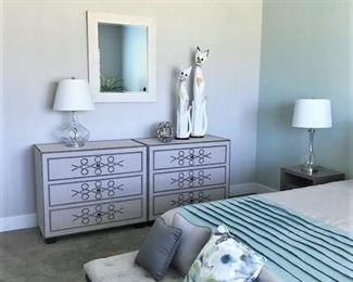 Dresser, home decor and more.