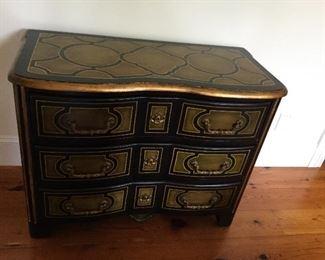 Sarreid furniture. 3 drawer chest