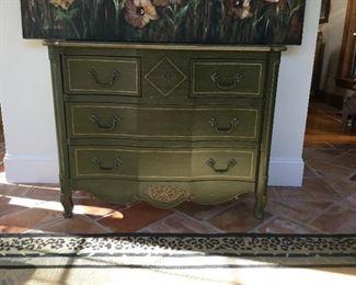 Baker 4 drawer chest