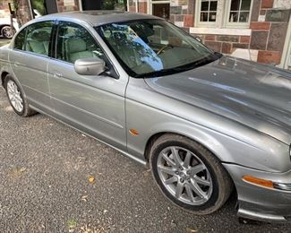 2000 S-Type Jaguar, 65,000 Miles, 4 Door Sedan, Very Well Maintained and Garage