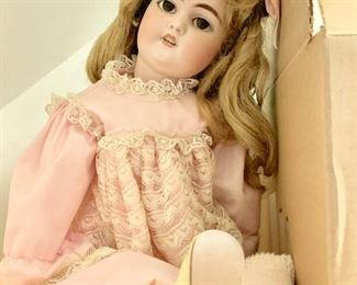 88. Porcelain/ Bisque Doll