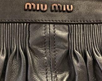 Miu Miu Leather Purse