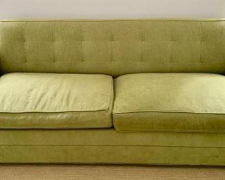 "83. Mitchell Gold and Bob Williams Sleeper Sofa (88"" x 35"" x 33"")"