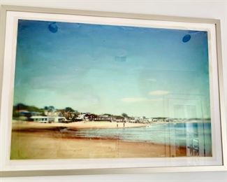 """110. Low Tide by Vicki and Tom 2014 5/250 (60"""" x 42"""")"""