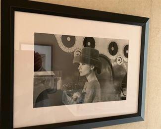 """122. Ralph Lauren Audrey's Funny Face Photo by Bert Handy 163/300 (23"""" x 17"""")"""