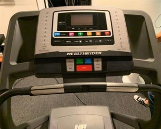 128. Healthrider Treadmill 1 Fit Live Powered by Google Maps H55T