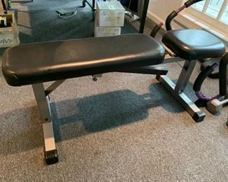 129. Exercise Bench