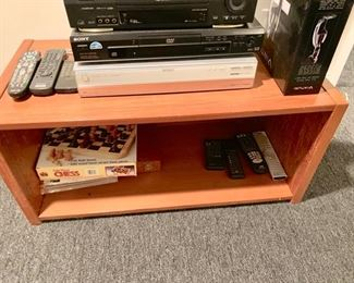 170. Entertainment Stand