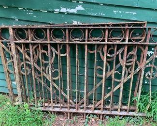 Antique French Gates