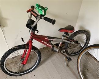 186. Trek Mountian Lion Bike