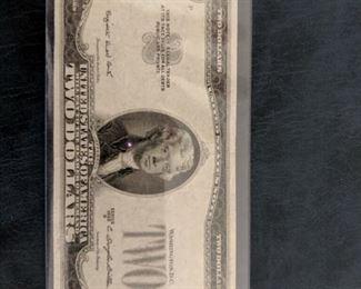 Error $2 bill