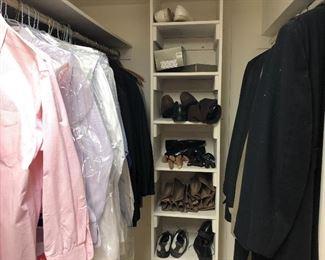 Closet full