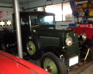 1933 FORD PICKUP PRICE:$27,000