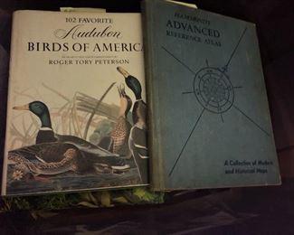 Box of more books.