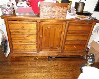 Drexel dresser with mirror