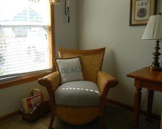 $48 Fab Wicker Chair
