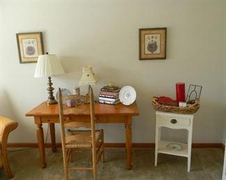 $85 Basset harvest table or desk