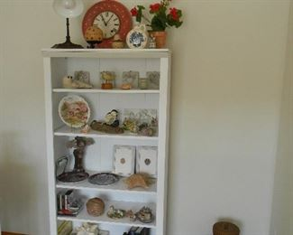 Decor is available bookcase is sold