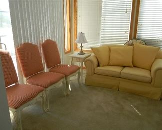 $145 Set of 4 Provence Side Chairs (3 are shown)