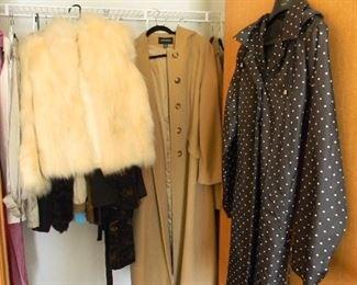 Fox Jacket & London Fog classic coat