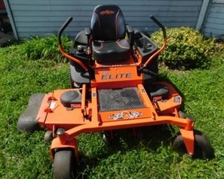 ZT Elite Bad Boy Mower 46.9 hours 747cc with 60-inch cut