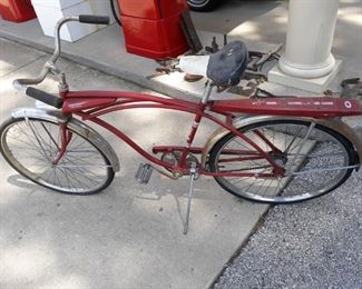 Vintage Camaro Bicycle