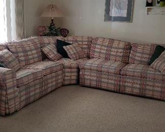 Sofa Set with Sleeper