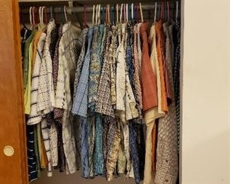 Mens Med and Large Size Clothing- Excellent Condition