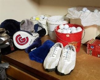 Golf Clubs and Supplies